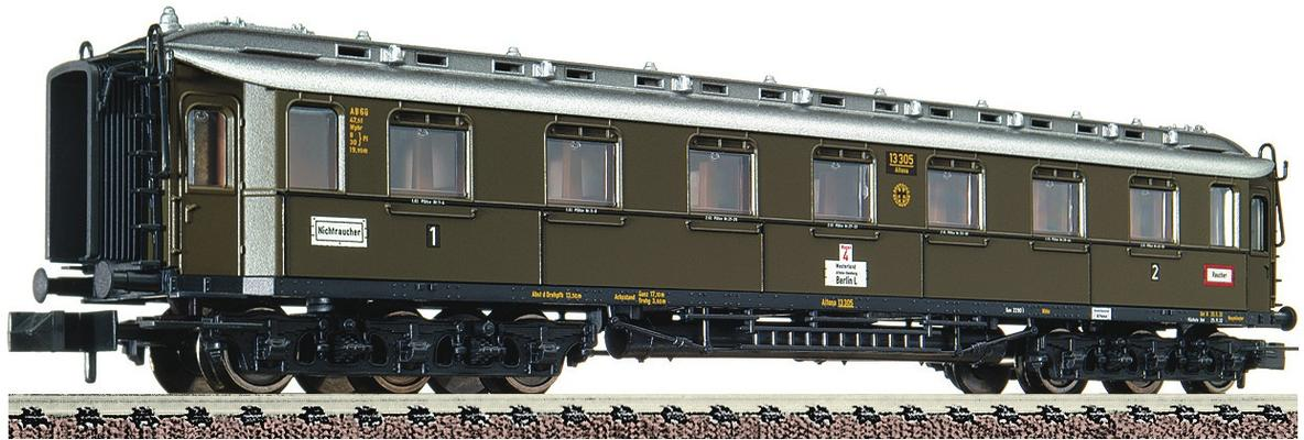 6-Axled Composite Express Coach