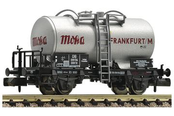 Milk tank wagon