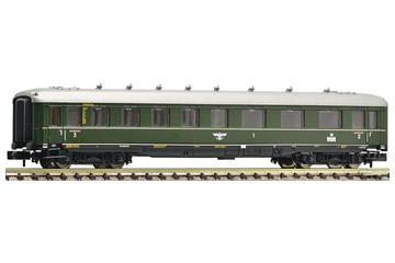 1st/2nd /3rd class express train wagon, type ABC4ü-38, DRB