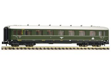 1st/2nd class express train wagon, type AB4ü-38, DRB