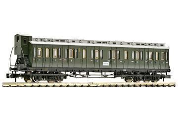 2nd/3rd class compartment car, DB