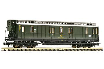 Mail car type Post 4-b/17, DB