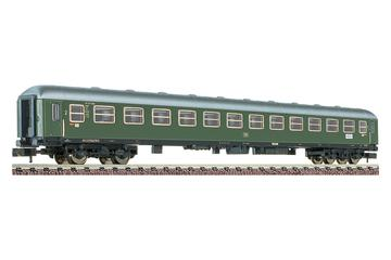 2nd class express coach, type B4üm, of the DB.