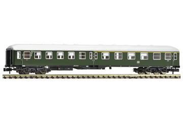 1st/2nd class center entry wagon type AB4ymg, DB