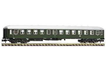 2nd class center entry wagon type B4ymg, DB - Epoch III