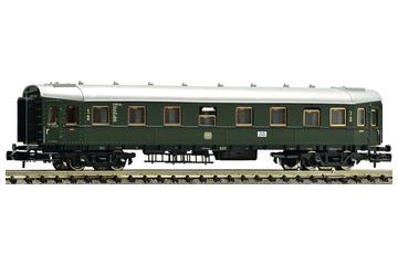 1st/2nd class express train passenger car type AB4üe-23a, DB
