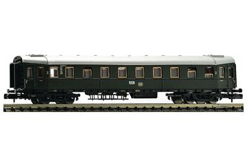 2nd class express train passenger car type B4üwe-22/53, DB