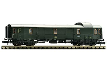 Baggage coach type Pw4ü-23/D 4ü-23, DB