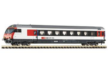 Driving trailer for the EW-IV-commuter train, SBB