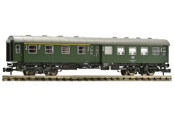 1st/2nd class conversion car, DB