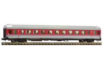 2nd class open seating car type Bpmz, DB