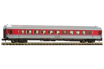 2nd class open seating car type Bpmz, DB AG