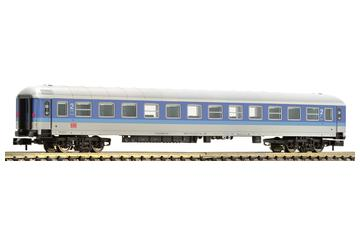 2nd class InterRegio coach type Bim263 with tail lights, DB AG