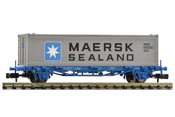 Container wagon MAERSK SEALAND, RENFE